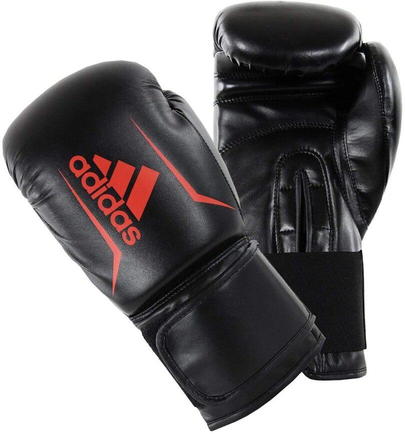 gants de boxe adidas speed 50 noirs